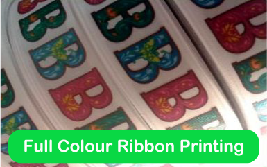 Full Colour Ribbon Printing